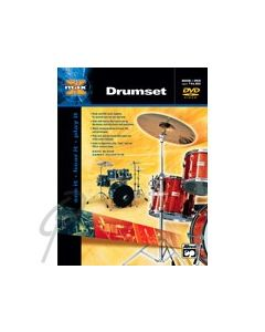 Max Drumset (Book & DVD)