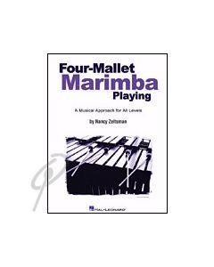 Four Mallet Marimba Playing