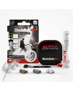 Alpine Music Safe Pro w/3 Filters & Case