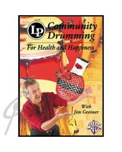 Community Drumming: For Health and Happy