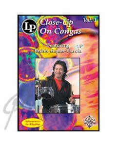 Adventures in Rhythm: Close up on Congas