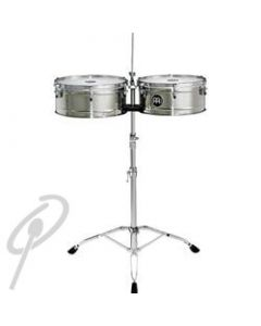 """LP Timbalitos 9.25+10.25"""" Steel w/stand"""