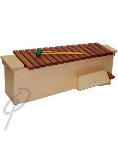 Optimum Soprano 2 oct wide bar Xylophone