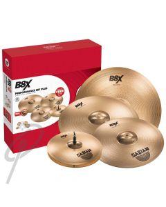 Sabian B8X Cymbals Performance Set