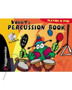 Voggy's Percussion Book