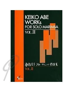 Works for Solo Marimba Book 2