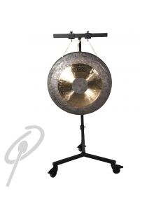 Adams Gong Stand-fully adjustable w/whls