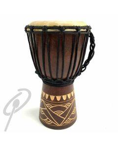 "African Rhythms 30cm x 6""  Djembe"