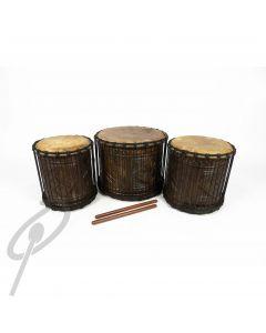"""African Rhythms Stumpy Dun Set 11,13,15"""""""