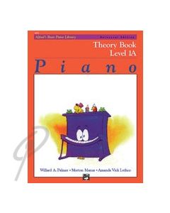 Alfred's Basic Piano Course: Theory 1A