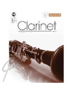AMEB Clarinet CD/Handbook Grade 3-4