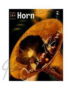 AMEB Orchestral Brass (Horn) Grade 3 & 4
