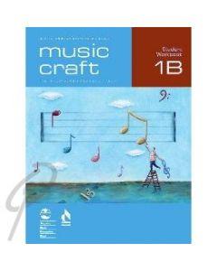 Music Craft Student Work Book Gr 1B