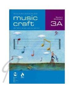 Music Craft Student Work Book Gr 3A