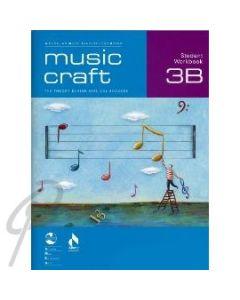 Music Craft Student Work Book Gr 3B