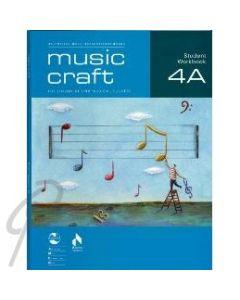 Music Craft Student Work Book Gr 4A