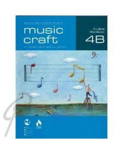 Music Craft Student Work Book Gr 4B