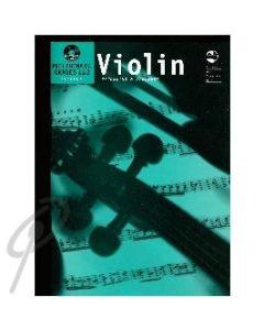AMEB Violin Hbook/CD Prelim-Gr2 Series 8