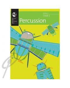 AMEB Percussion Series 1 - Grade 1