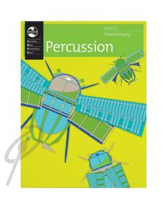 AMEB Percussion Series 1 Technical Workbook 1
