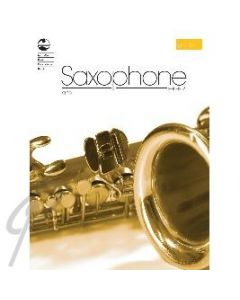 AMEB Saxophone Tenor Grade 4 Series 2