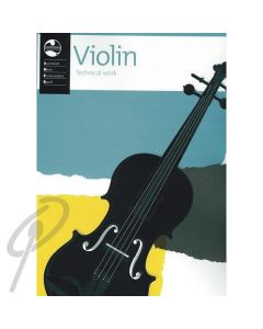 AMEB Technical Workbook for Violin P-8
