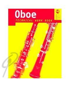 AMEB Technical Workbook Oboe 2000+