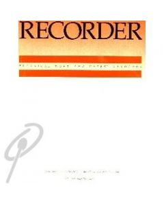 AMEB Technical Workbook for Recorder
