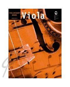 AMEB Viola Preliminary Grade Series 1