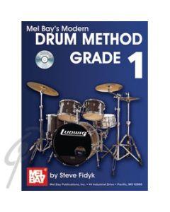 Modern Drum Method Grade 1 Book/CD