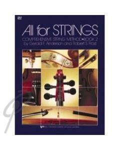 All for Strings Bk2