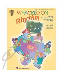 Whacked on Rhythm (Book/CD)