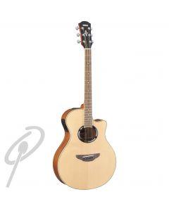 Yamaha APX500II Slimline A/E Guitar Nat