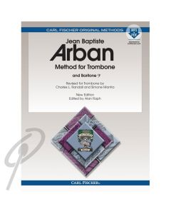 Arbans Complete Method For Trombone