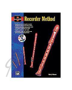 Basix Recorder Method Bk & CD