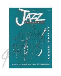 Jazz Incorporated Volume 1 Alto Sax