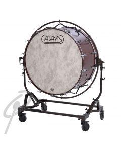 "Adams Concert Bass Drum 40""x18""-susp stand"