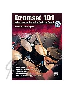 Drumset 101- Book and CD