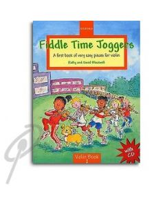 Fiddle Time Joggers Bk/CD