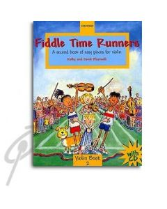 Fiddle Time Runners Bk/CD