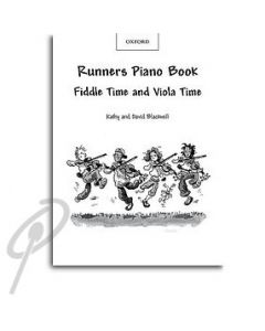 Fiddle/Viola Time Runners: Piano Acc