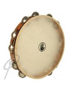 "Black Swamp 12"" German Silver tambourine"