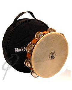 "Black Swamp 10"" SoundArt German Silver tambourine"