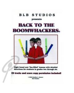 Back to the Boomwhackers