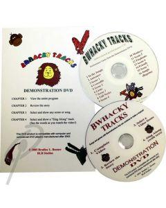 BWhacky Tracks Demo DVD