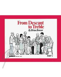 From Descant to Treble Book 1