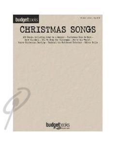 Budget Books - Christmas Songs