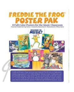 Freddie the Frog Poster Pack Complete