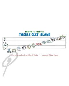 Freddie the Frog and Treble Clef Island poster