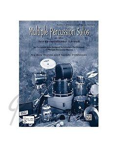 Multiple Percussion Solos - Intermediate